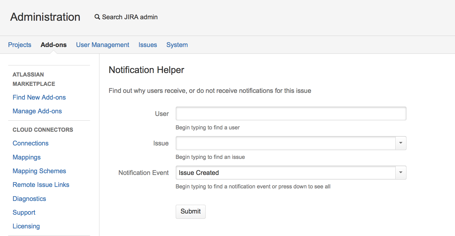 Configuring Email Notifications Atlassian Documentation