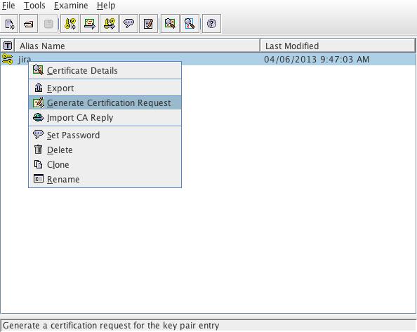 Running JIRA applications over SSL or HTTPS - Atlassian