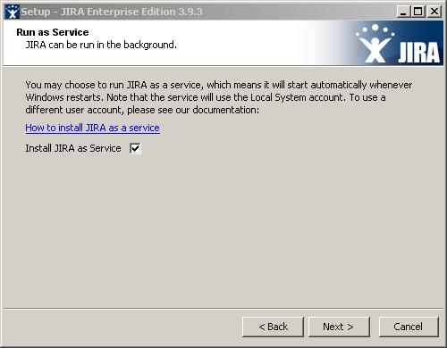 非常に古い Windows インストール ウィザード。