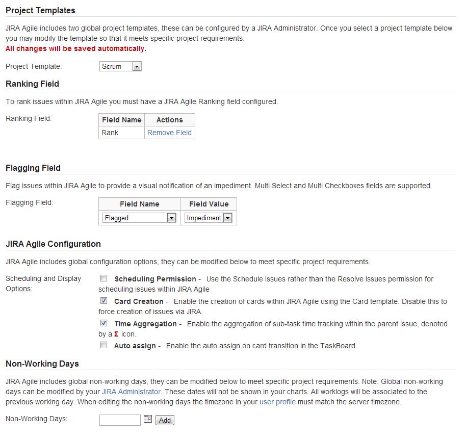 documentation templates