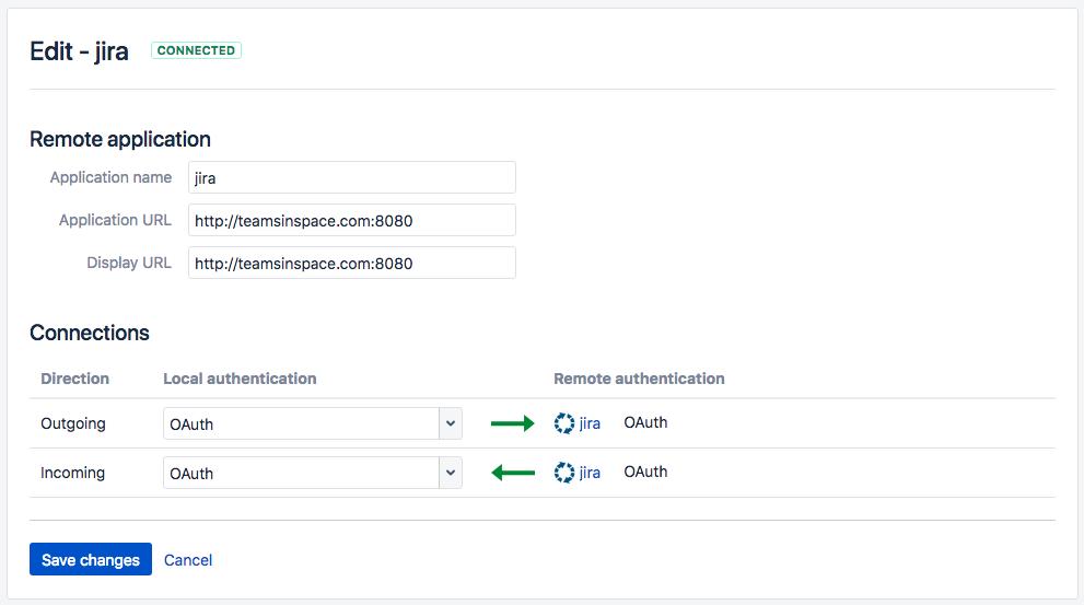 Linking Bitbucket Server with Jira - Atlassian Documentation