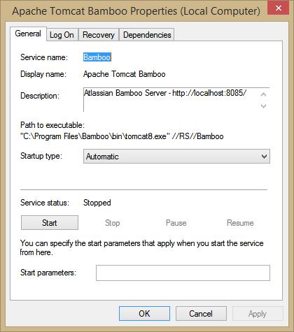 Configuring your system properties - Atlassian Documentation