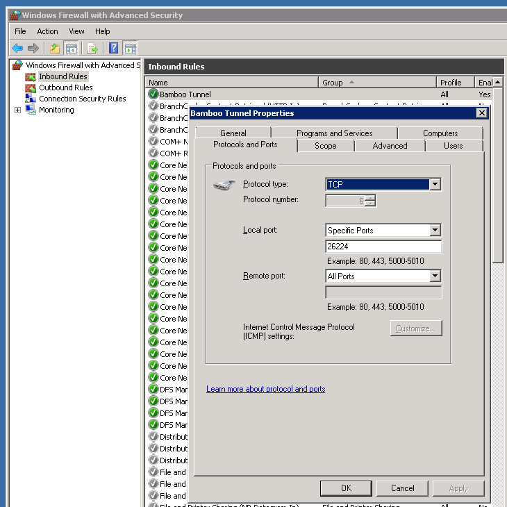 Creating a custom elastic image - Windows - Atlassian