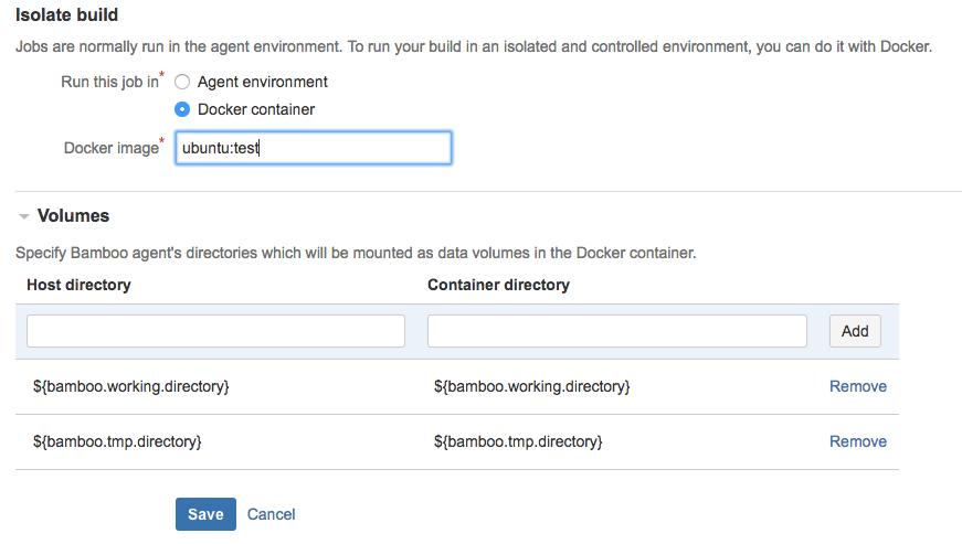 Docker Runner - Atlassian Documentation