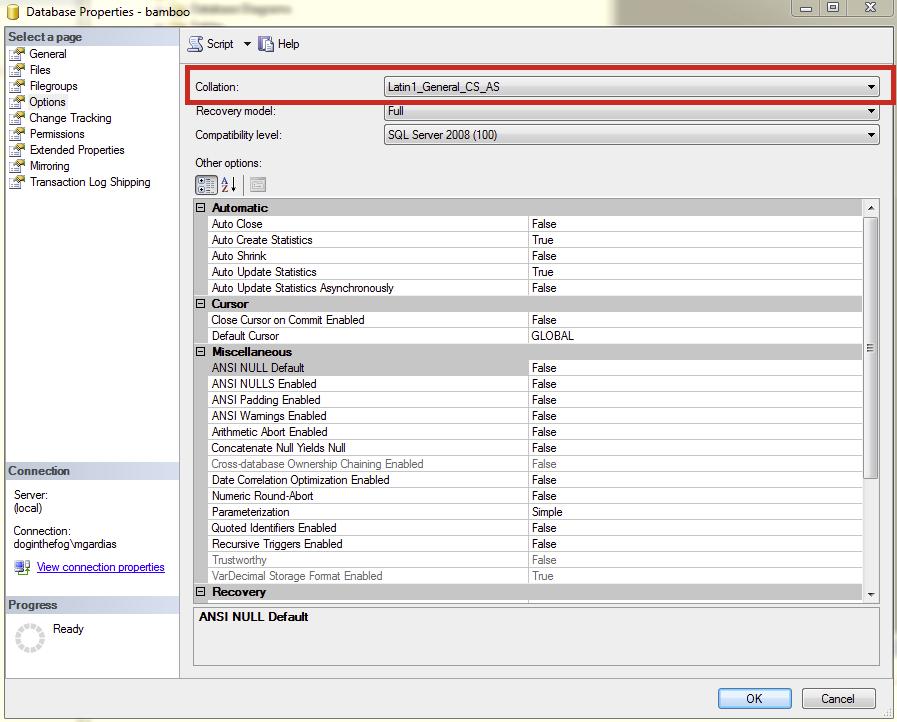 Microsoft SQL Server - Atlassian Documentation