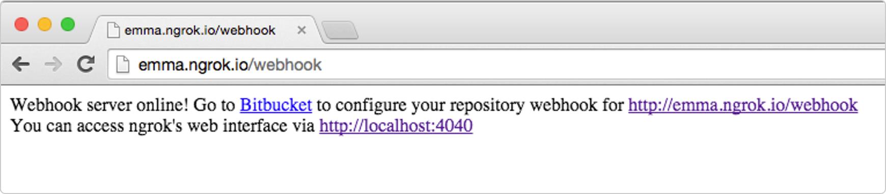 Tutorial: Create and Trigger a Webhook - Atlassian Documentation