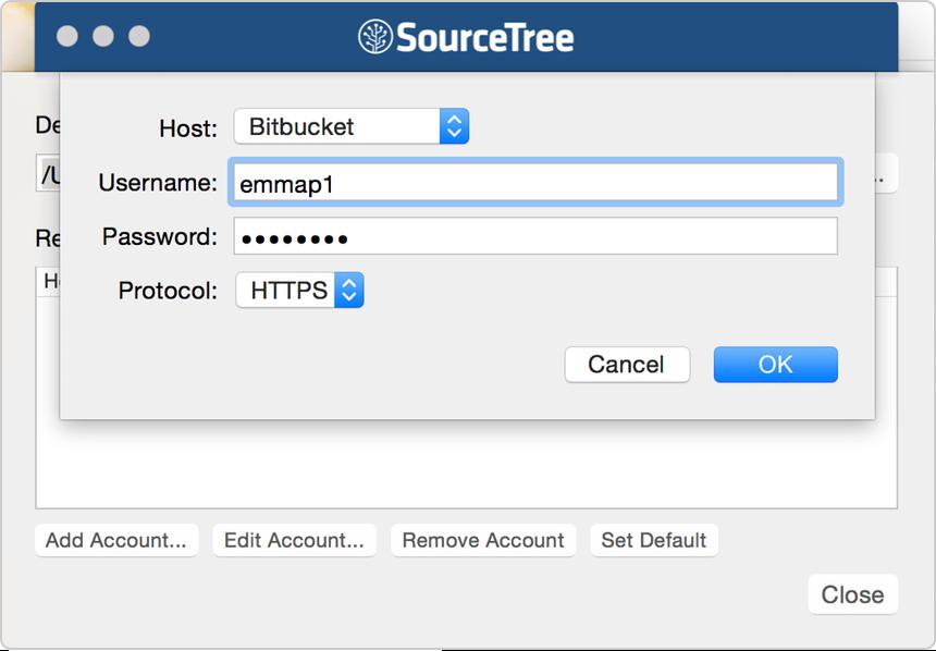 SourceTree a Free Git and Mercurial GUI (Mac OSX