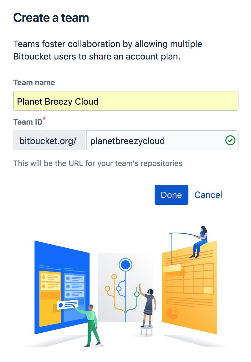 Create a repository and add a teammate - Atlassian Documentation