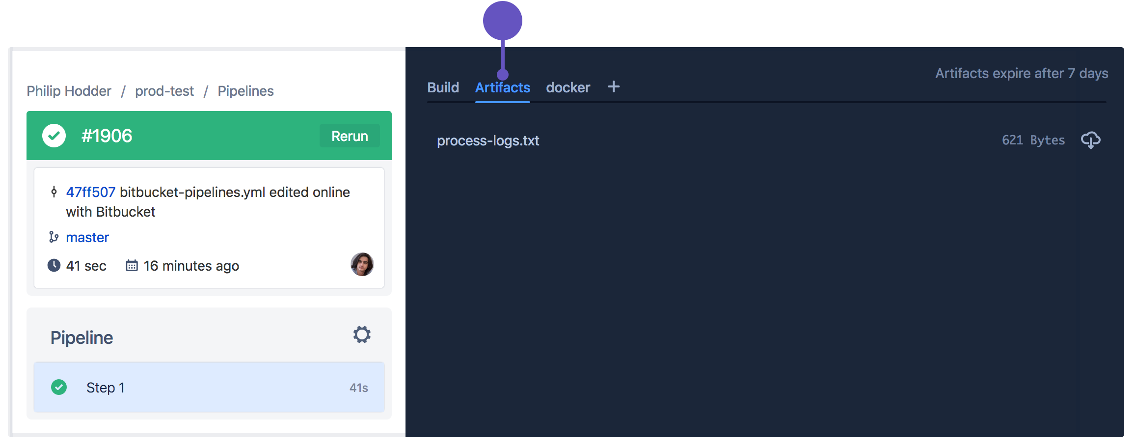 How to generate support logs in your pipeline - Atlassian
