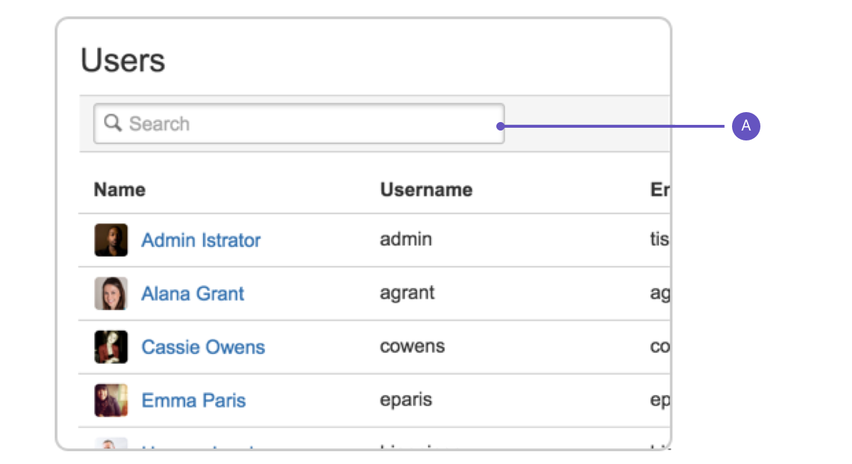 Users and groups - Atlassian Documentation