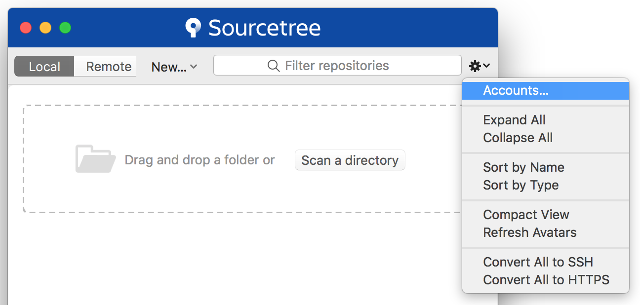 Sourcetree Without Bitbucket