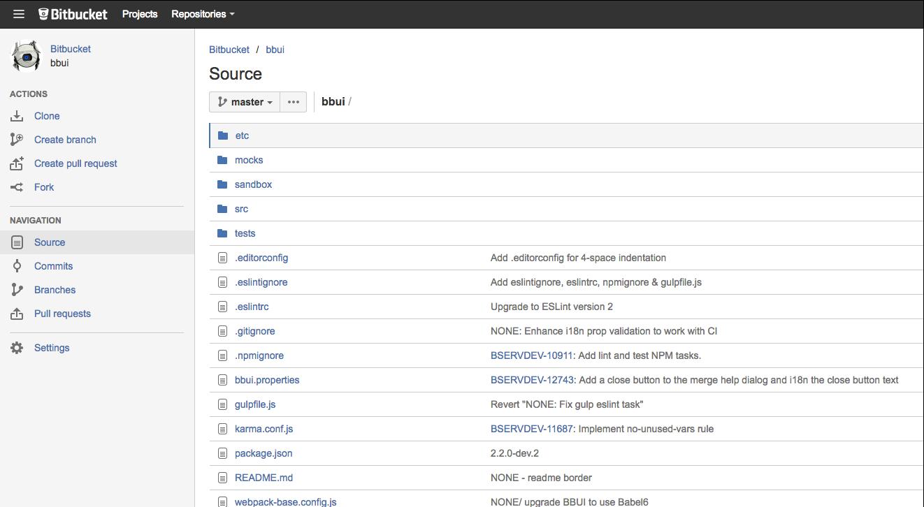 Bitbucket Server 4 10 release notes - Atlassian Documentation
