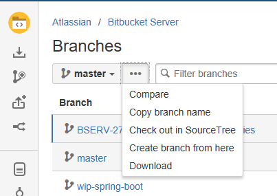 Download an archive from Bitbucket Server - Atlassian