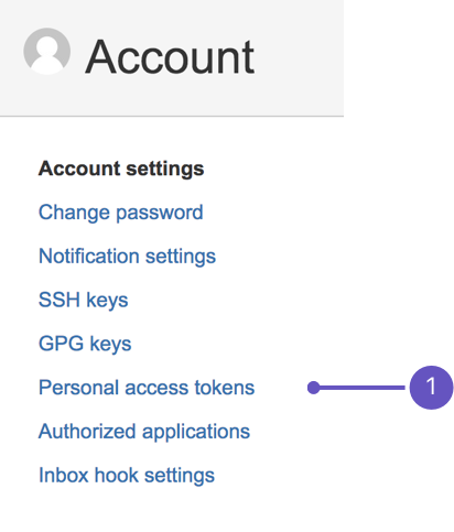 Personal access tokens - Atlassian Documentation