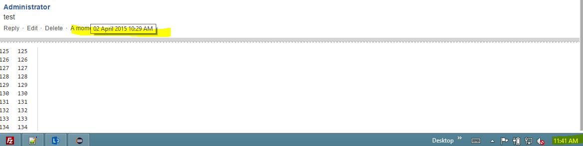 Timestamp Incorrect in Bitbucket Server - Atlassian Documentation