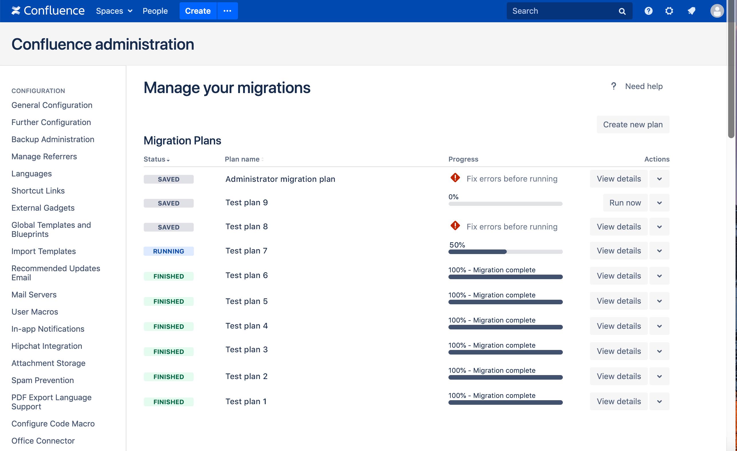Cloud Migration Assistant for Confluence - Atlassian Documentation
