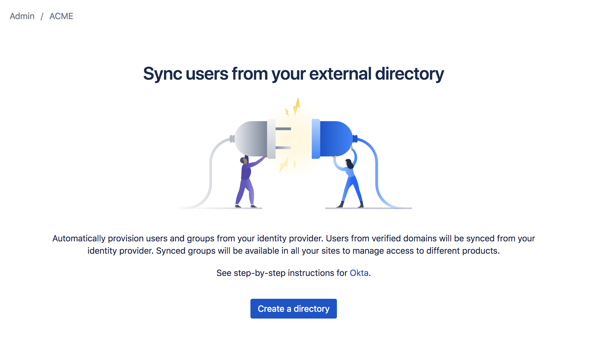 Configure user provisioning with Google Cloud - Atlassian