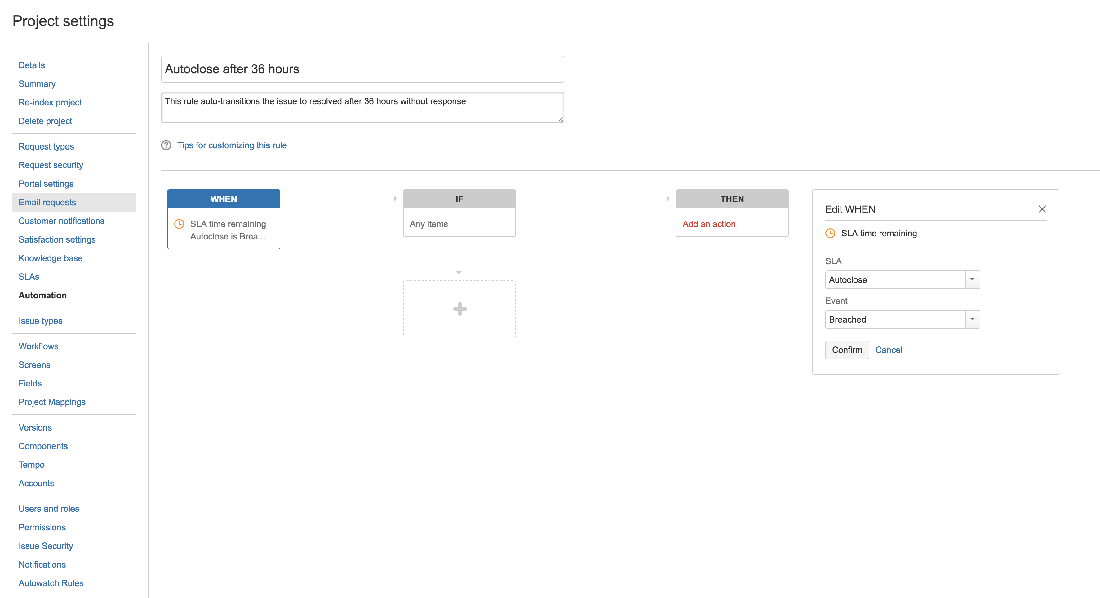 How To Use Automation Rules In Jira Service Desk For Auto