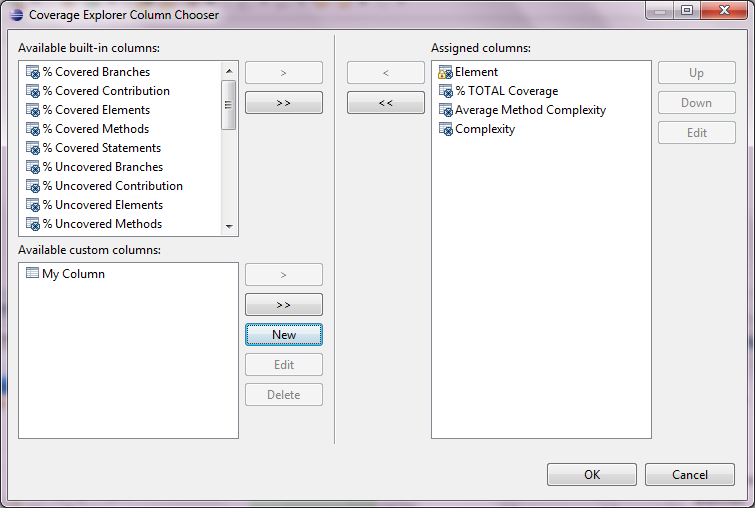2  Exploration of coverage in Eclipse - Atlassian Documentation
