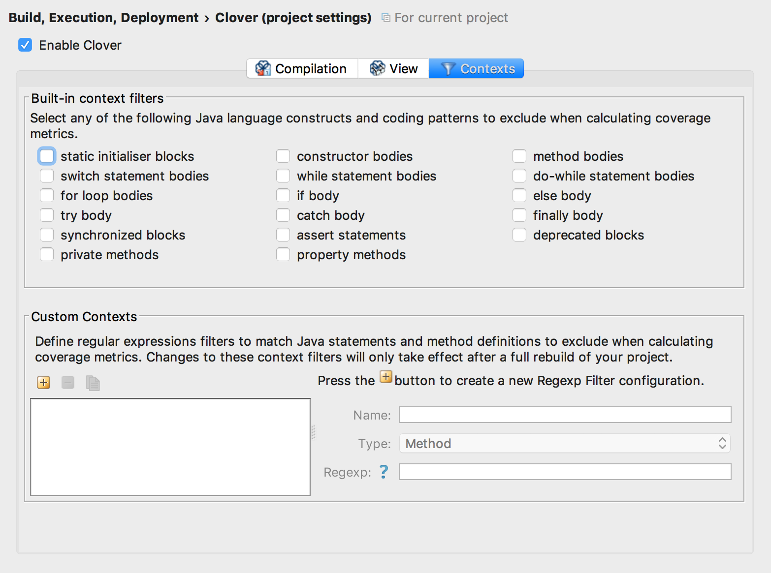 5  IDEA configuration options - Atlassian Documentation