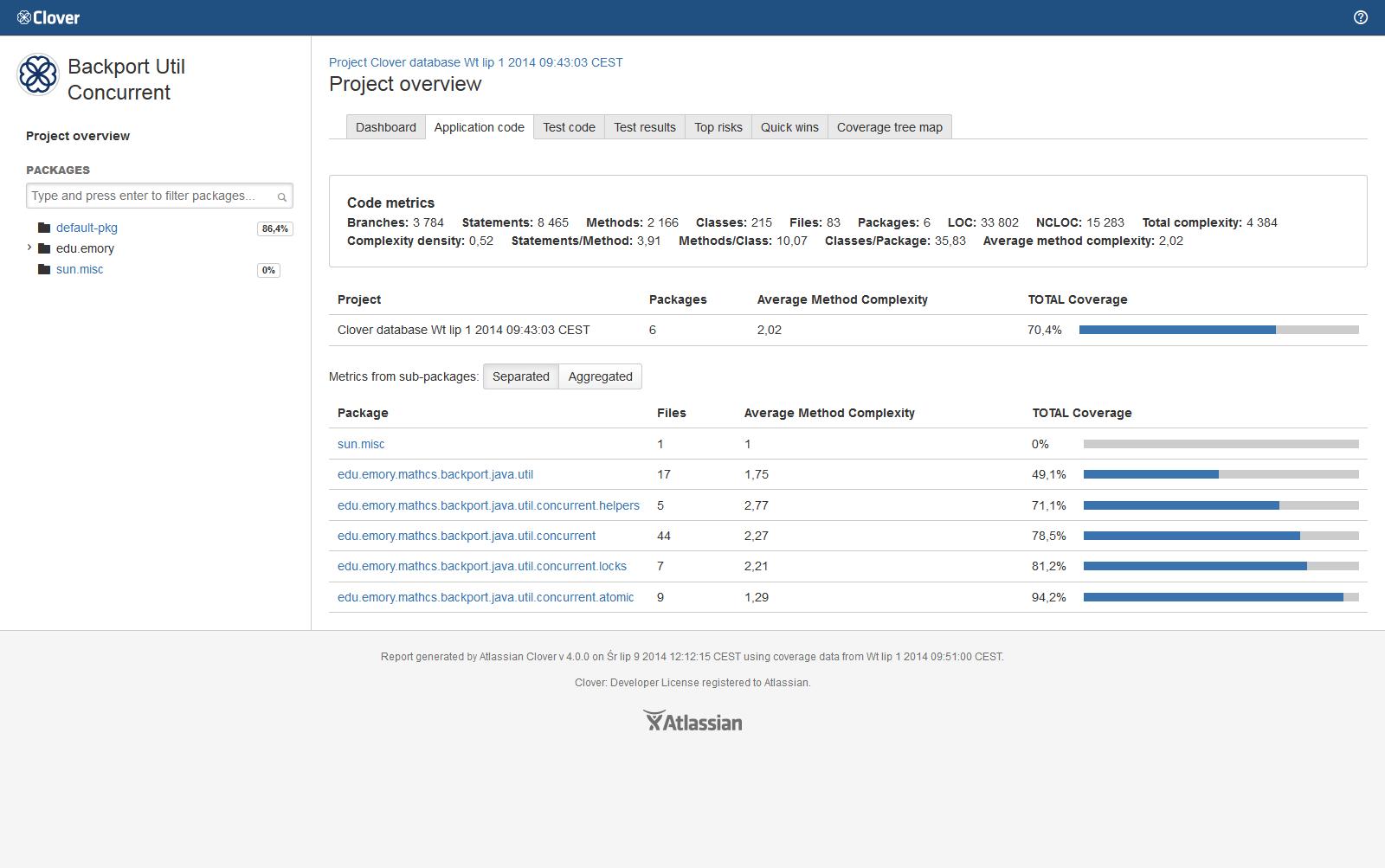 Clover 4 0 Release Notes - Atlassian Documentation