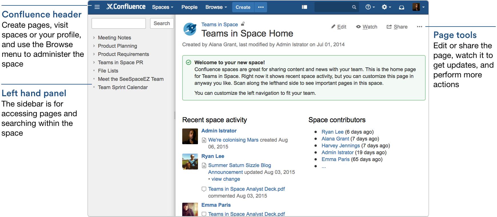 The Documentation Theme - Atlassian Documentation