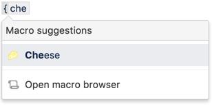 Table of Contents Macro - Atlassian Documentation