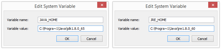 Setting the JAVA_HOME Variable in Windows - Atlassian