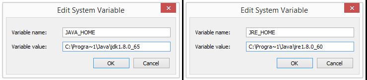 Setting the JAVA_HOME Variable in Windows - Atlassian Documentation