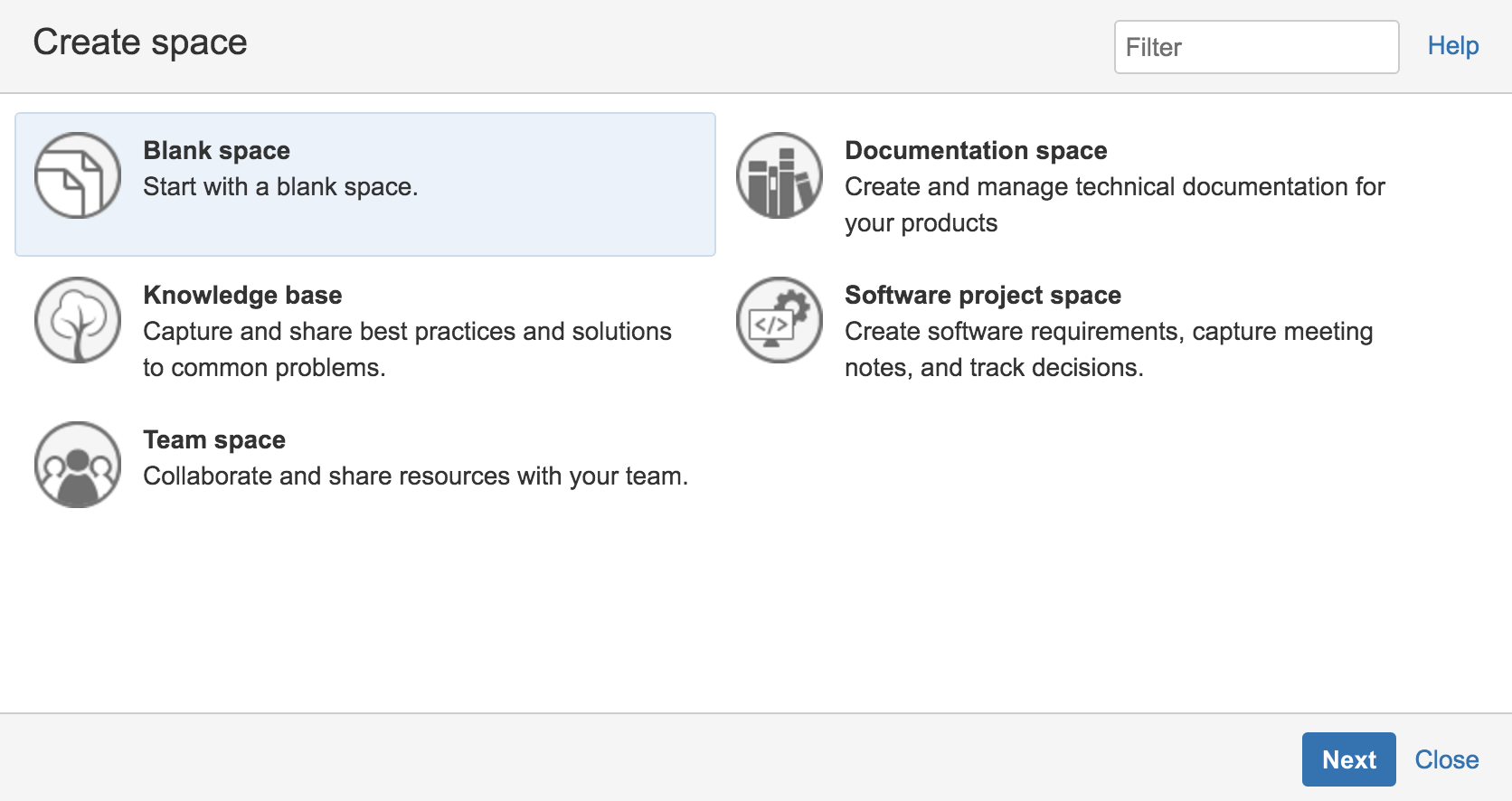 Create a space from a template atlassian documentation check out our guides for some more tips on how to malvernweather Image collections