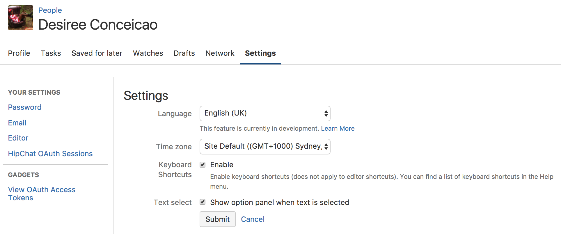 Keyboard Shortcuts, Markdown, and Autocomplete - Atlassian
