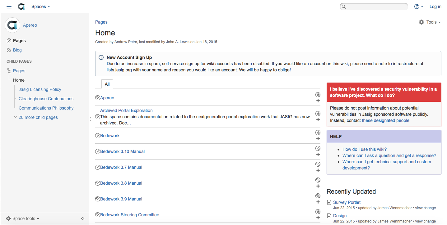 Confluence Theming Examples Powered By Confluence Atlassian