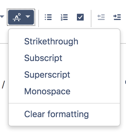 How to normalize HTML tags in page - Atlassian Documentation