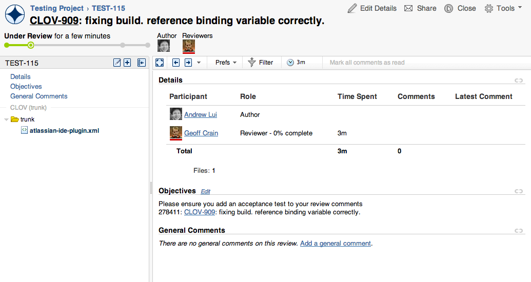 The Crucible workflow - Atlassian Documentation