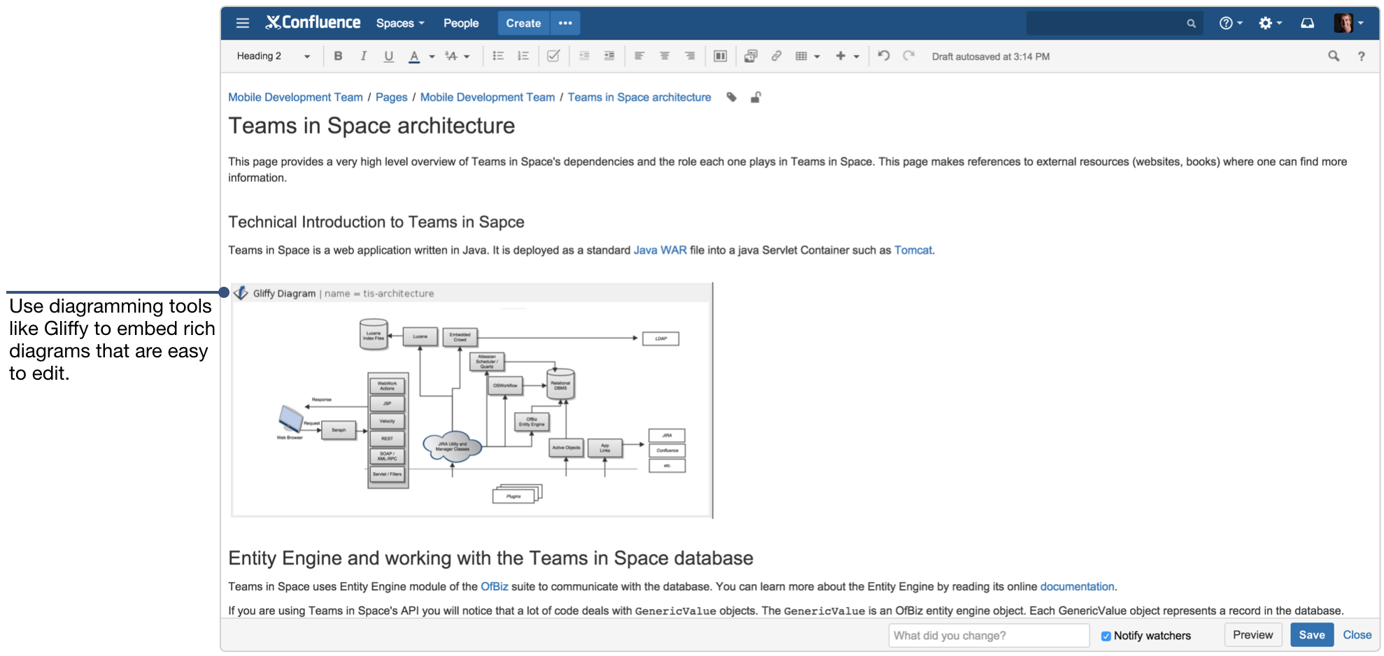 How To Create Your Teams Technical And Onboarding Documentation Block Diagrams Of The Space Similar One Below Application Network Architecture