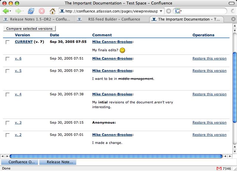 Release Notes 2 0 - Atlassian Documentation