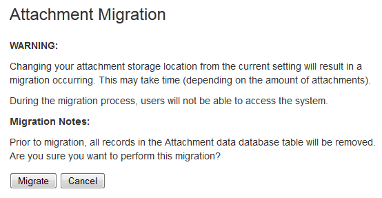 Attachment Storage Configuration - Atlassian Documentation