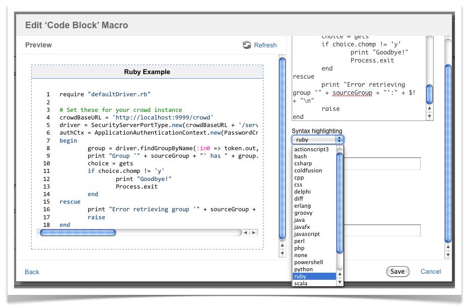 Confluence 3 5 Release Notes - Atlassian Documentation