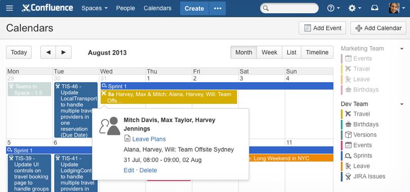 Use Confluence as your Intranet - Atlassian Documentation