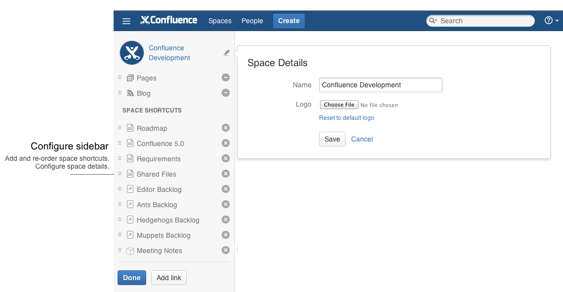 confluence blog post template - confluence 5 0 beta2 release notes atlassian documentation