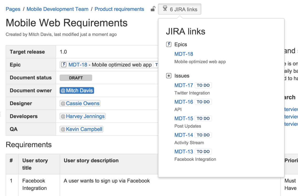Use Jira Applications And Confluence Together Atlassian