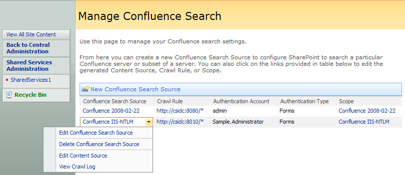 Confluence REST API Search - Stack Overflow
