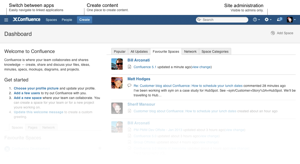 Confluence 5.0-Beta2 Release Notes - Confluence Latest