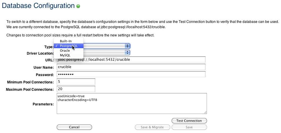 Migrating to PostgreSQL - Atlassian Documentation