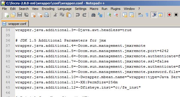 Upgrading Fisheye on Windows - Atlassian Documentation