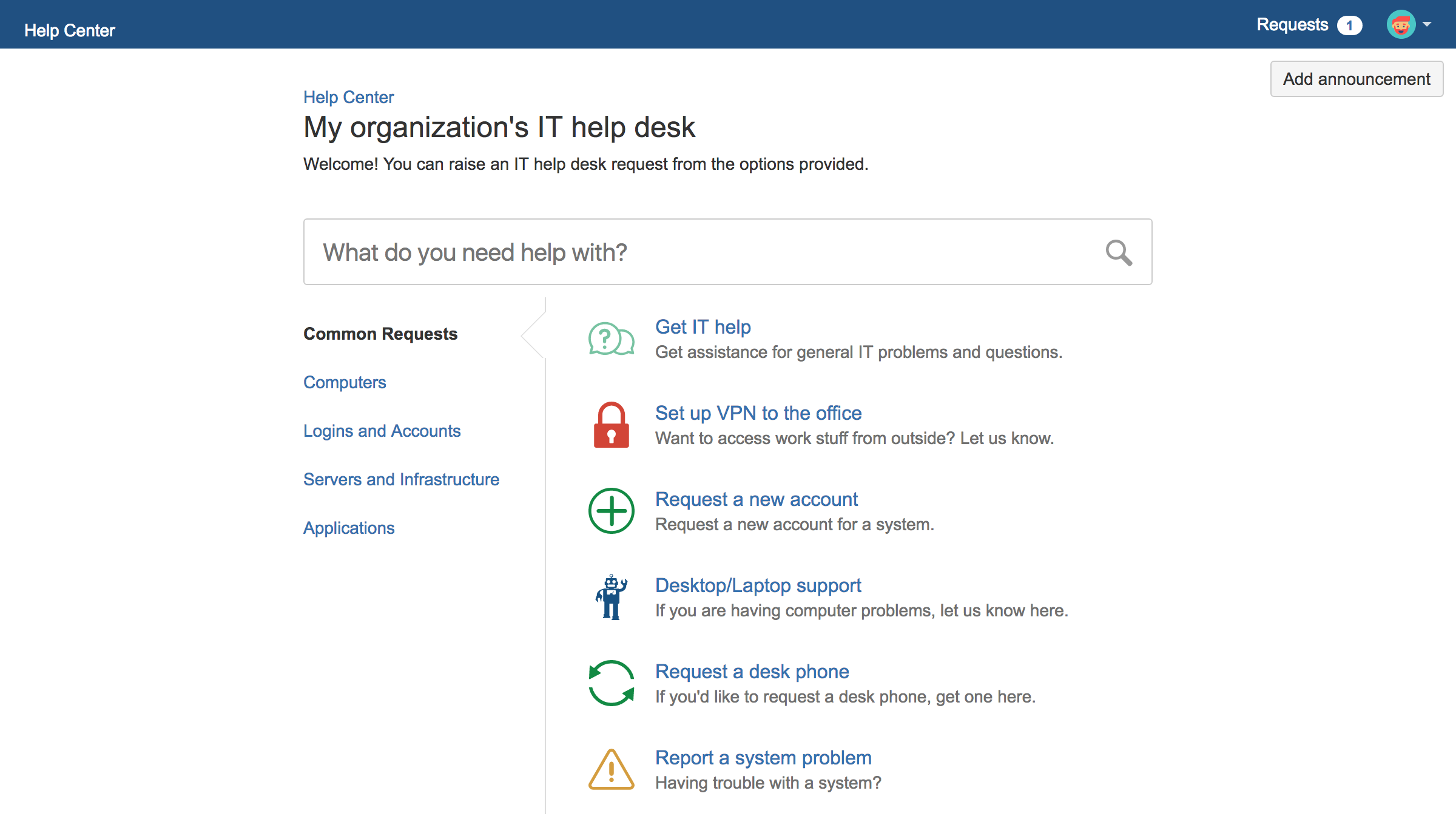 Administer Jira Service Desk Atlassian Documentation