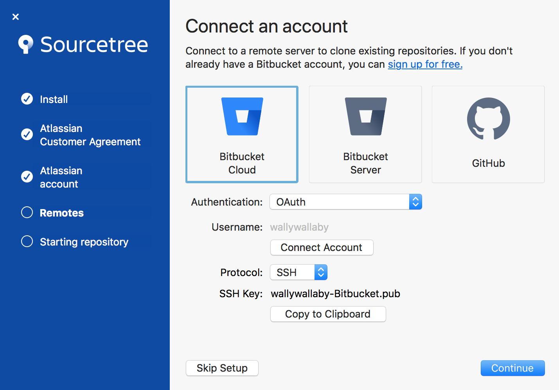 Install Sourcetree - Atlassian Documentation