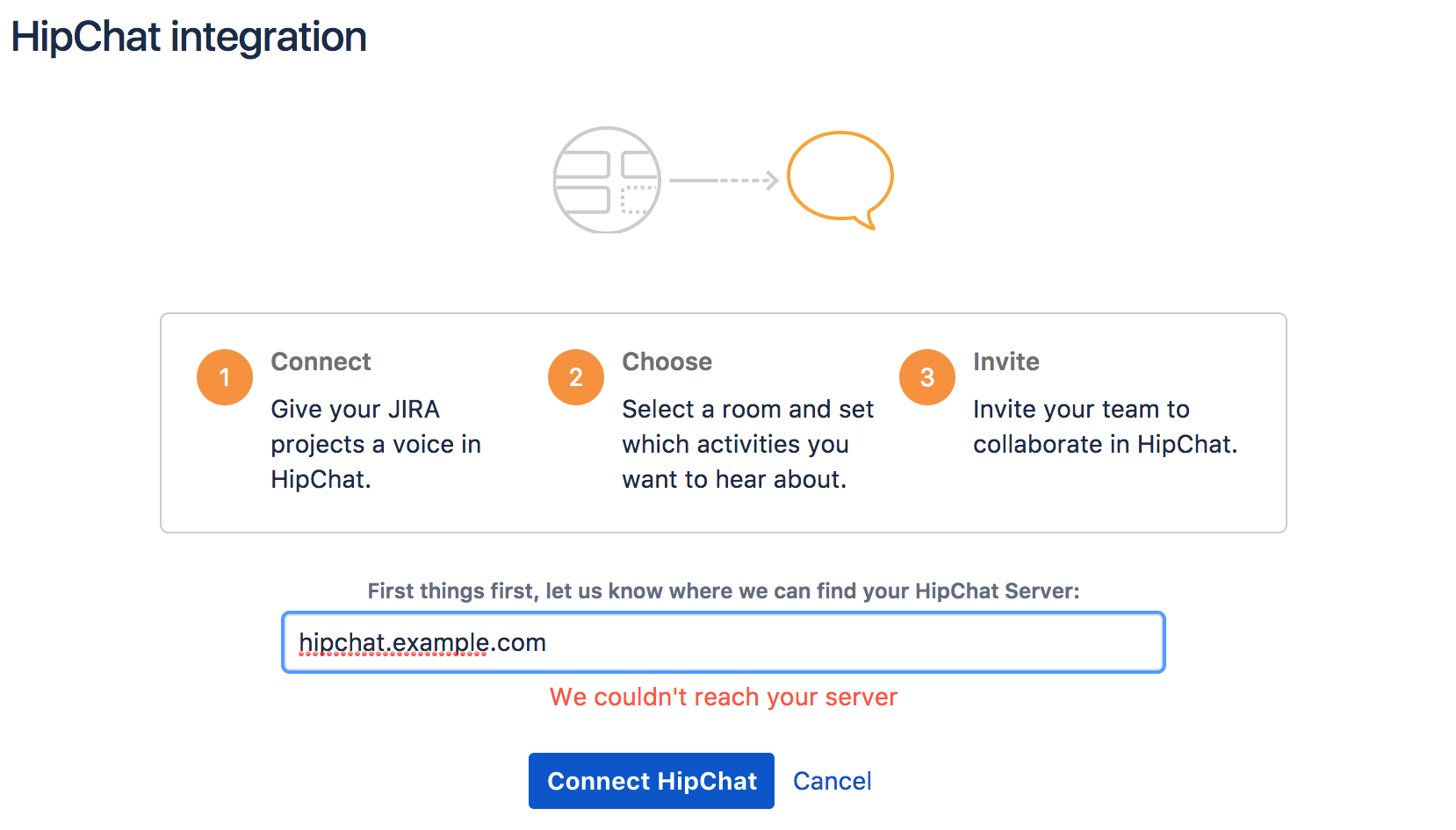 Hipchat Data Center Hipchat Server Troubleshooting Jira