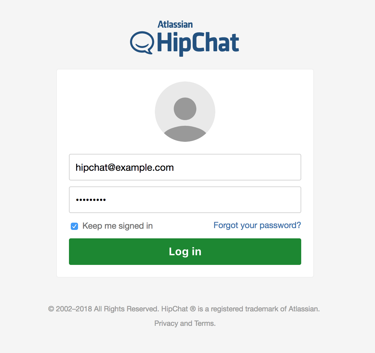 Hipchat server error unable to start session when launching you need to access the web ui through the ip address to login and reupload the certificate chain through the httpsfqdnserveradminssl page xflitez Gallery