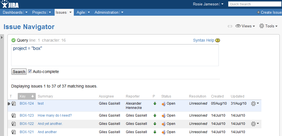 JIRA 4.2 Release Notes - Atlassian Documentation